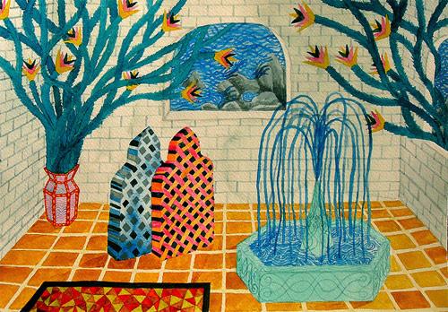 Artist Michael Yaikel painter painting
