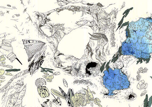 drawings by jennifer crouch