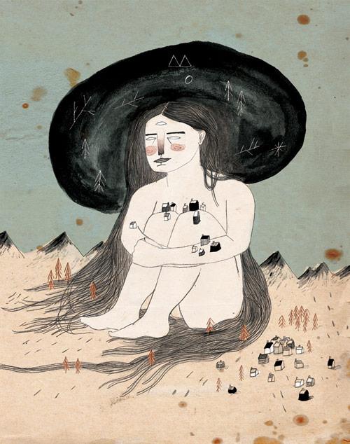 lizzy stewart illustration illustrator drawing