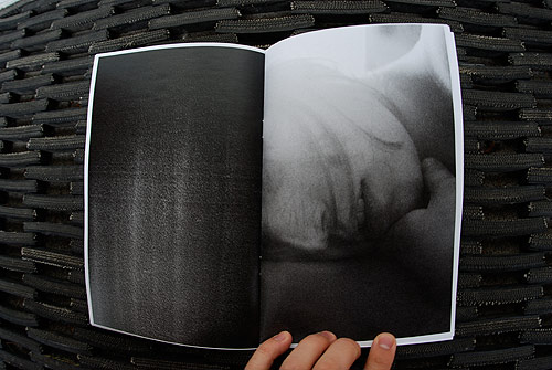 long white fingers photography zine