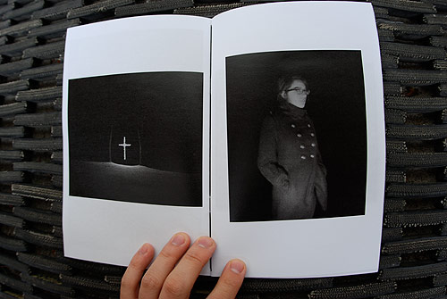 long white fingers photography zine