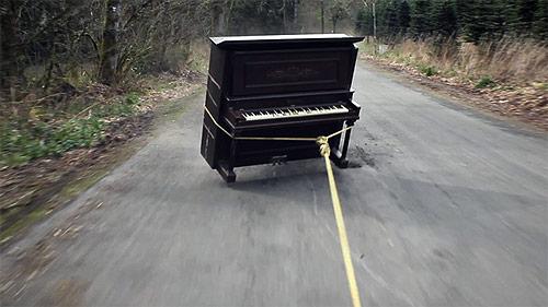 ramona falls russia music video
