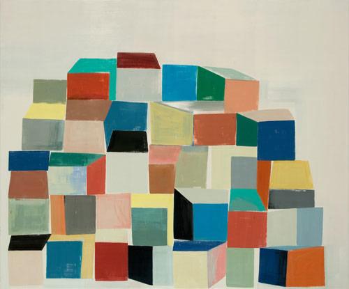 Artist painter Sabine Finkenauer