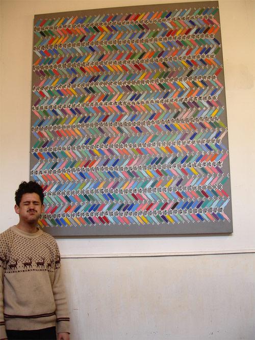 santiago salvador artist painter painting