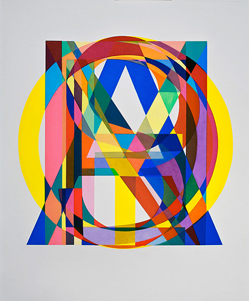 Artist Tauba Auerbach
