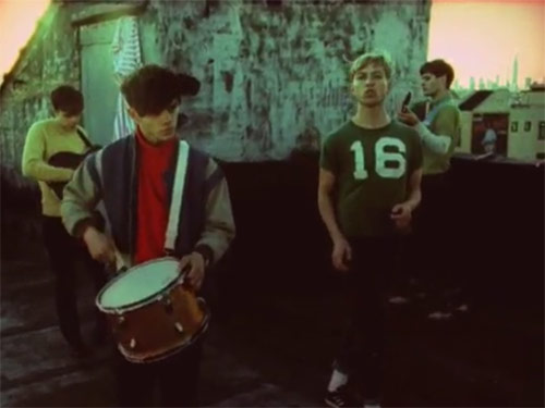 the drums forever and ever amen music video