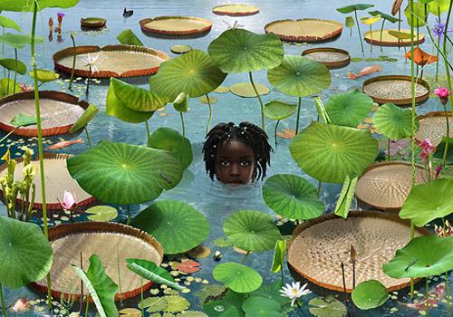 Artist photographer Ruud van Empel