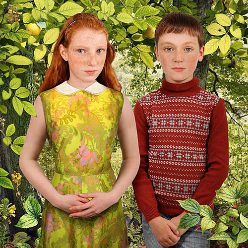 Artist photographer Ruud van Empel