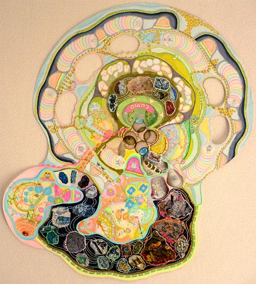 Artist Yusuke Gunji