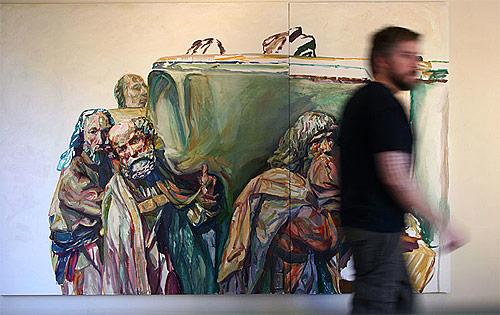 artist painter painting aaron smith