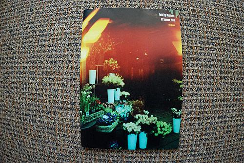 field trip magazine photography publication