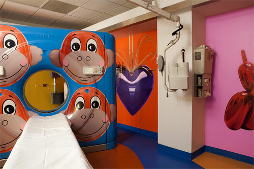 jeff koons rxart ct scanner