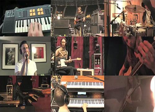 kutiman maroon5 tour footage remix
