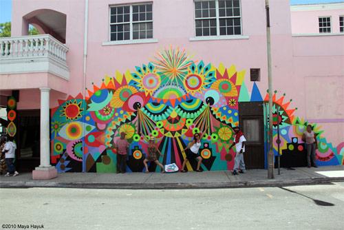 artist maya hayuk