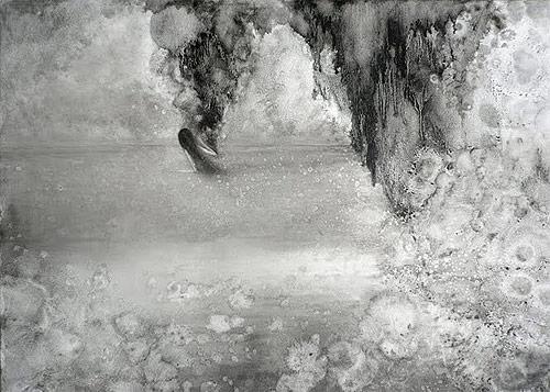 Artist painter Valeria Maggiani