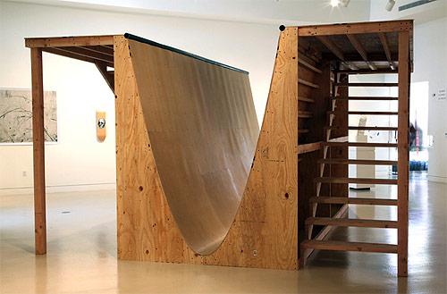 Parabolic Ramp by Andrew Lewicki