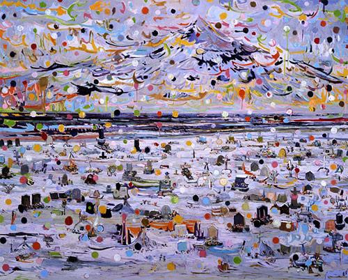 artist painter toru kuwakubo