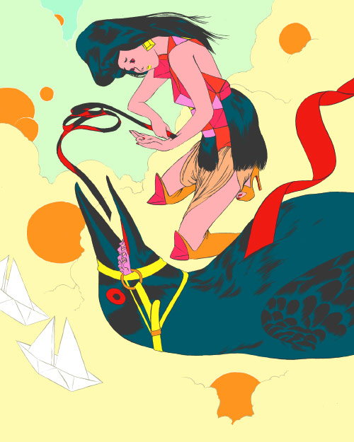 illustrator angie wang illustration