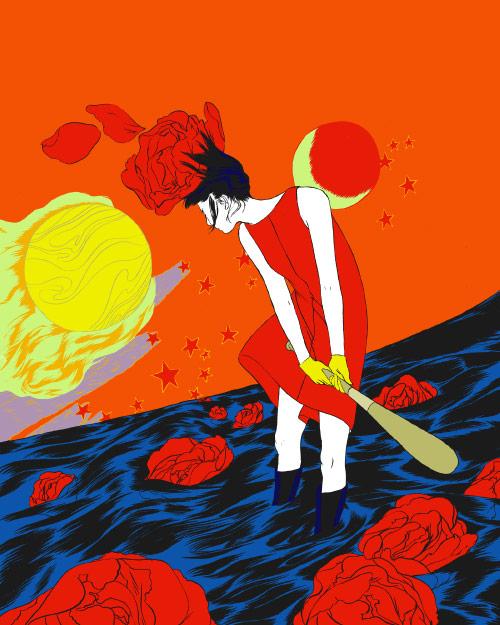 illustrator angie wang illustration