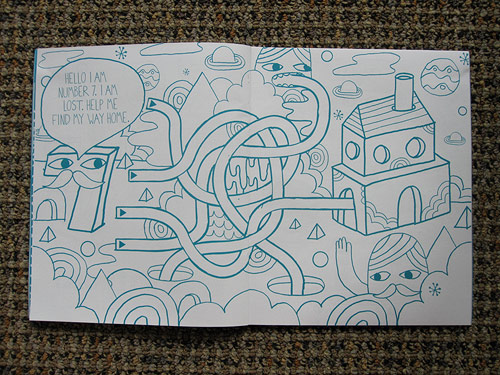 anorak activity book kids magazine