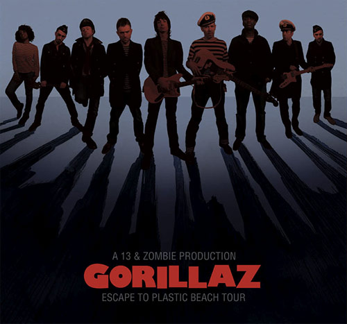 gorillaz escape to plastic beach tour vancouver booooooom giveaway