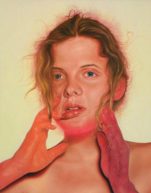 artist painter painting jenny morgan