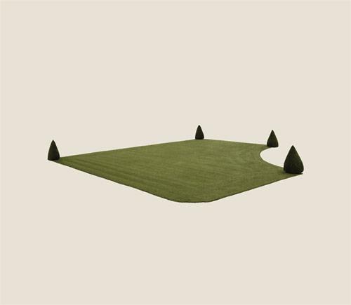 Jardin a la francaise by Juergen Bergbauer