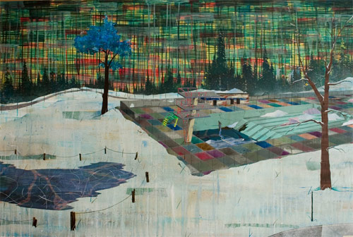 nicholas bohac artist painter painting