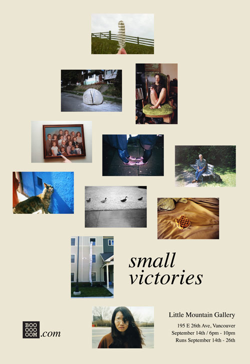 small victories vancouver little mountain gallery