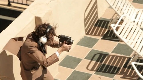 superhumanoids persona music video urgency