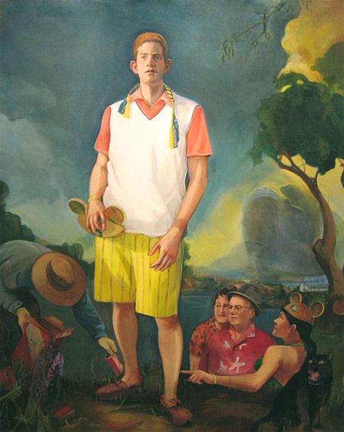 artist painter painting adam de boer