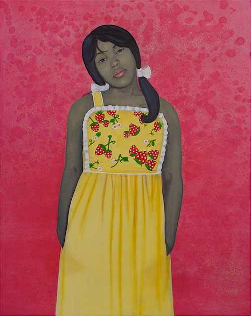 artist painter painting amy sherald
