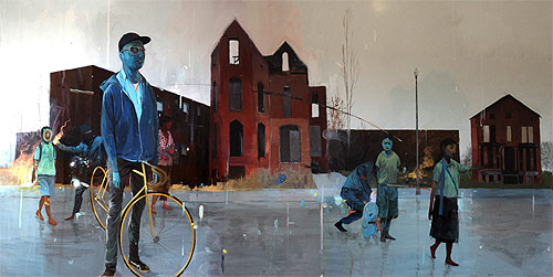 artist painter painting illustrator andrew hem