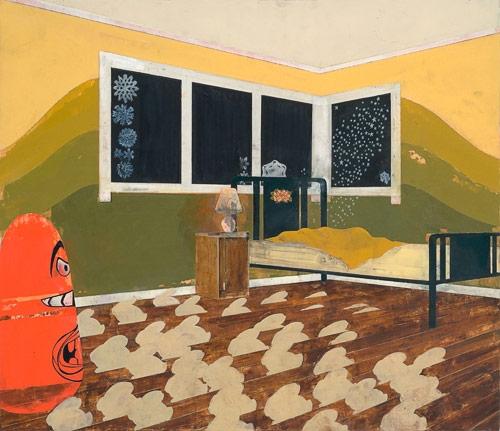 artist painter painting echo eggebrecht