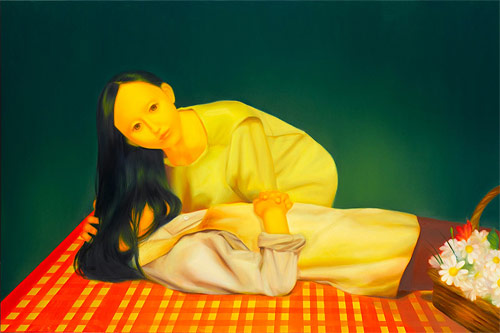 artist painter painting joyce ho