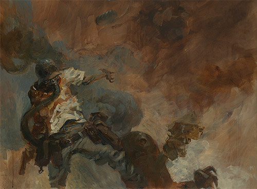 artist painter ashley wood