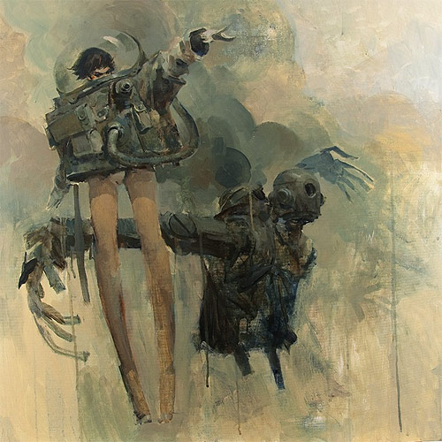 artist painter ashley wood