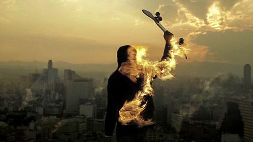 burn ignite steve berra ride skateboard film mexico city