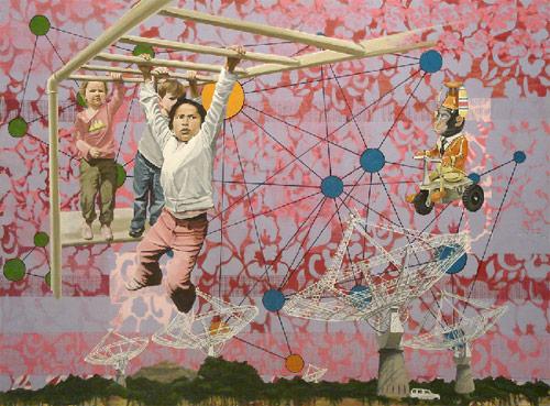 artist painter painting daniel baltzer