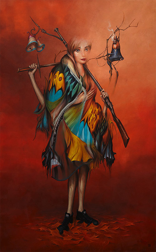 artist painter painting esao andrews