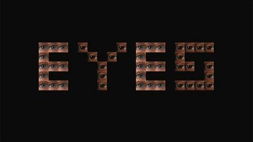Eyes video by Koichiro Tsujikawa