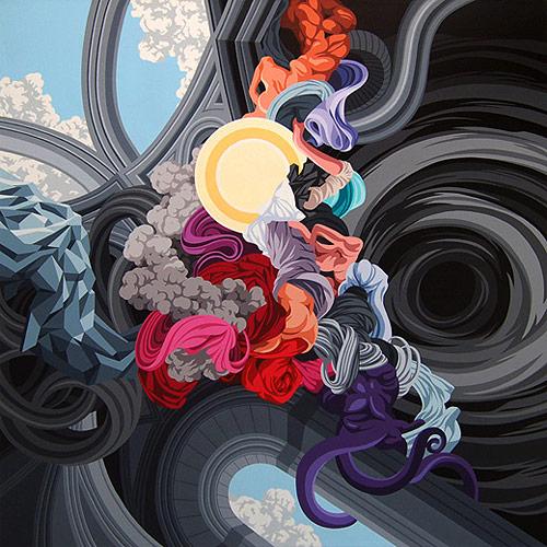 artist painter painting james roper