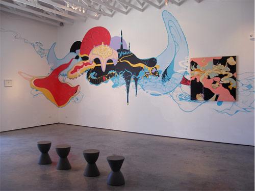 artist painter painting drawing mural jose mertz