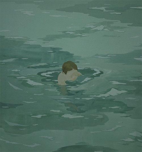 artist painter painting juka araikawa