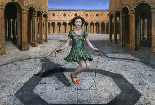 artist painter painting mike worrall