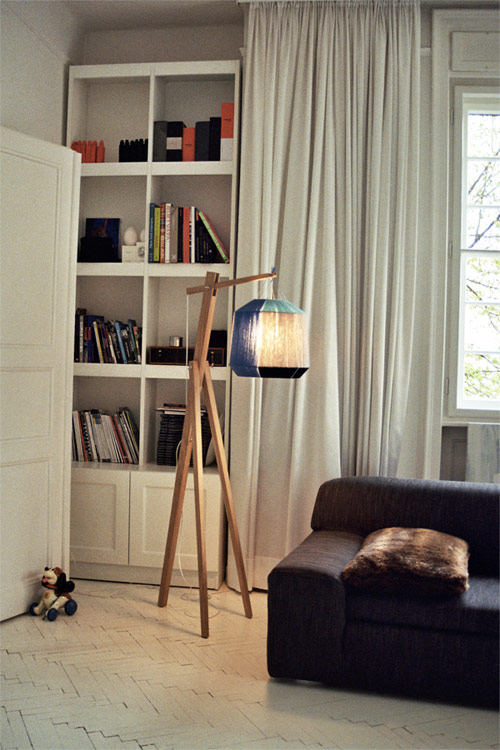 objects lamps clothing rack side table ana kras belgrade serbia