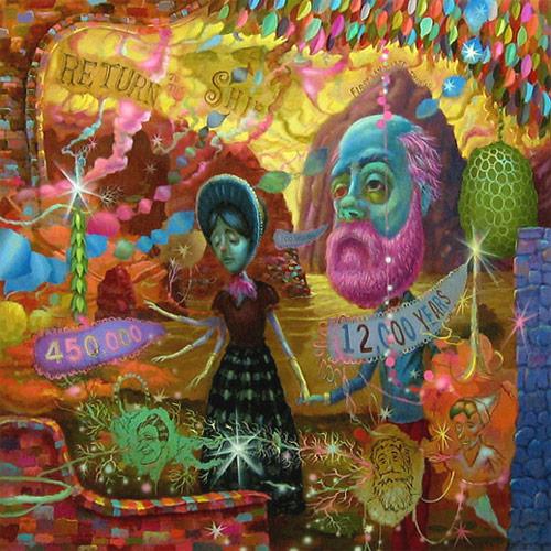 Artist painter Dan Kennedy