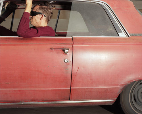 photographer photography andrew bush 66 drives car portraits