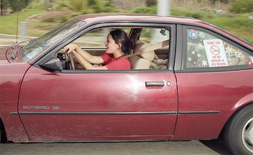 photographer photography andrew bush 66 drives car portraits