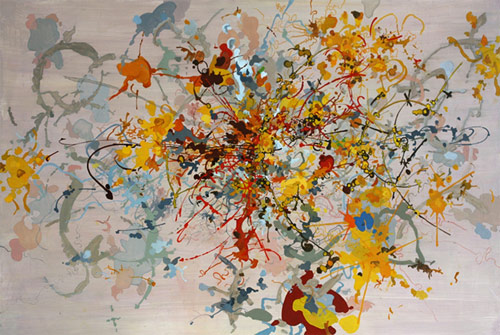 artist painter painting raul perdomo